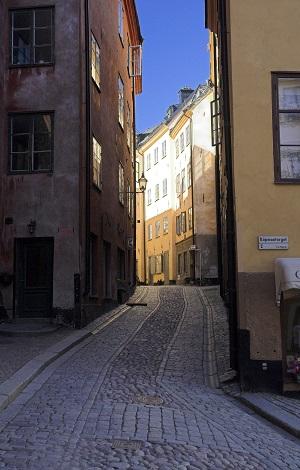 Organisera konferensen i Stockholm